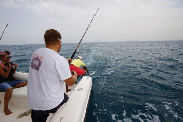 Fishing boat dubai