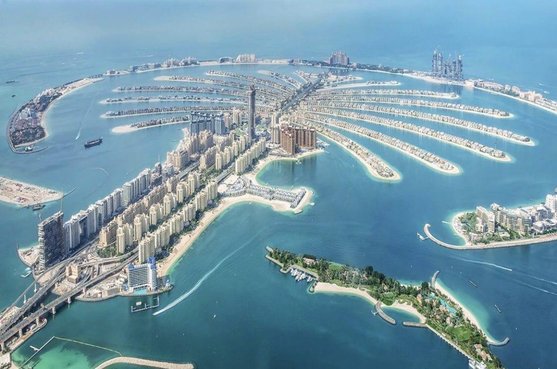 The Plam Dubai