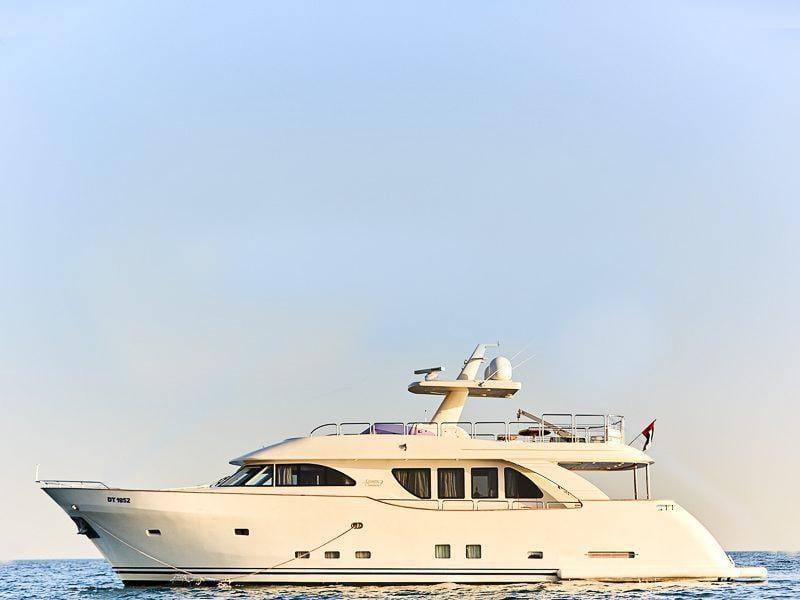 85ft yacht