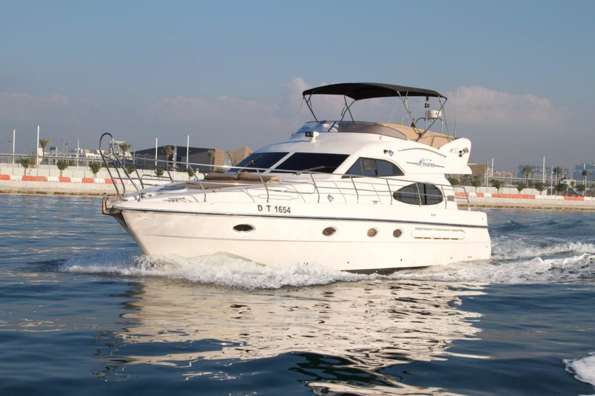 50ft yacht nanje yachts